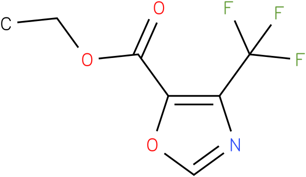 ETHYL 4-(TRIFLUOROMETHYL)OXAZOLE-5-CARBOXYLATE