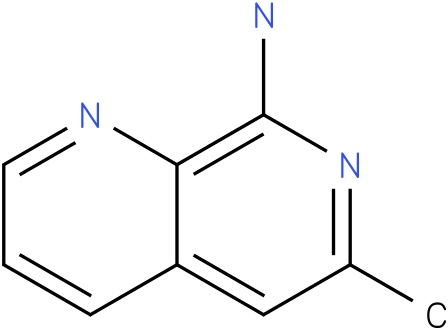 6-methyl-1,7-naphthyridin-8-amine