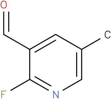 3-Pyridinecarboxaldehyde, 2-fluoro-5-methyl-