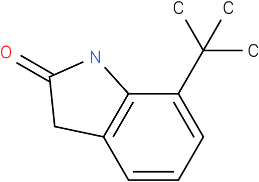 7-tert-butylindolin-2-one