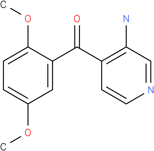 (3-Amino-pyridin-4-yl)-(2,5-dimethoxy-phenyl)-methanone