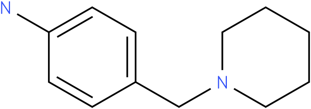 4-(Piperidin-1-ylmethyl)aniline