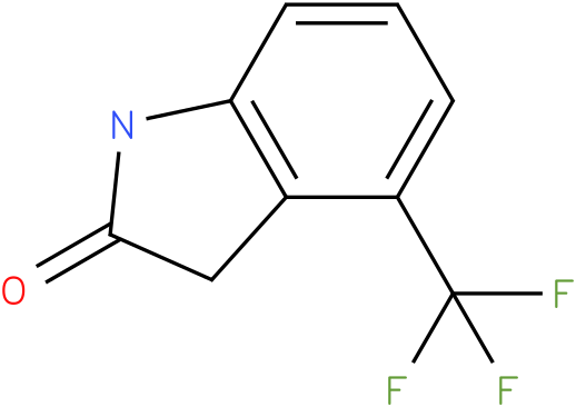 4-(trifluoromethyl)indolin-2-one