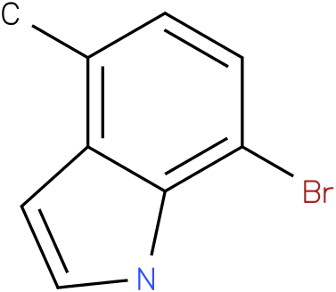 7-bromo-4-methyl-1H-indole