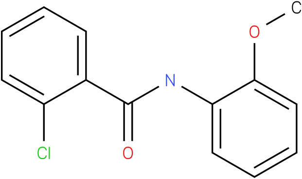 2-Chloro-N-(2-methoxy-phenyl)-benzamide