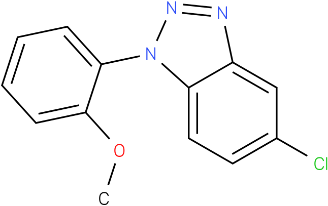 5-Chloro-1-(2-methoxy-phenyl)-1H-benzotriazole