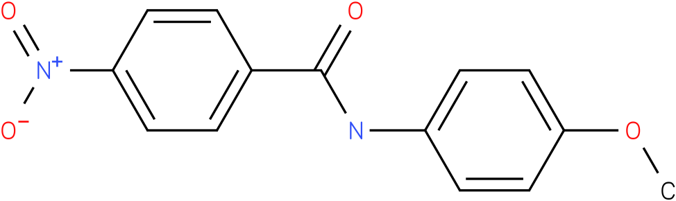 N-(4-Methoxy-phenyl)-4-nitro-benzamide