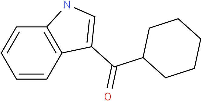 Cyclohexyl-(1H-indol-3-yl)-methanone