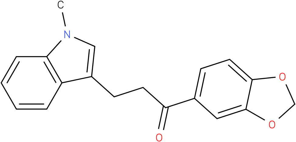 1-Benzo[1,3]dioxol-5-yl-3-(1-methyl-1H-indol-3-yl)-propan-1-one
