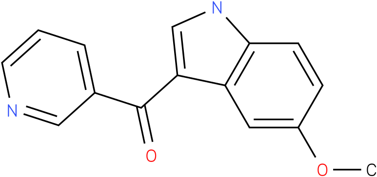 (5-Methoxy-1H-indol-3-yl)-pyridin-3-yl-methanone