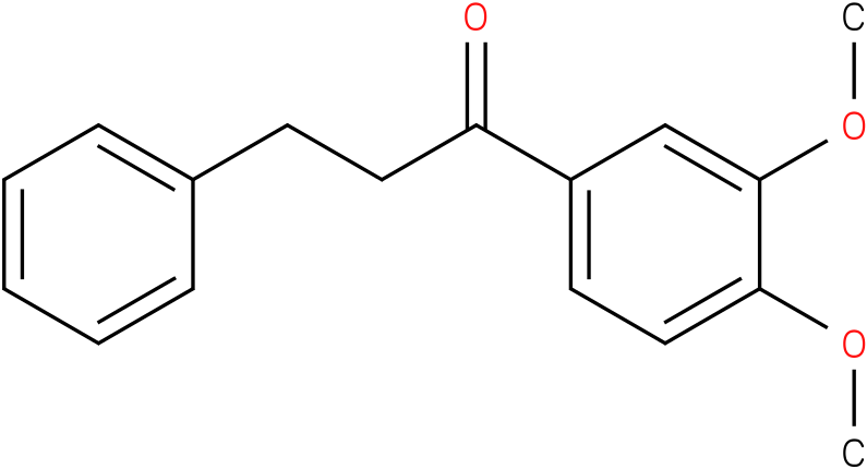 1-(3,4-Dimethoxy-phenyl)-3-phenyl-propan-1-one
