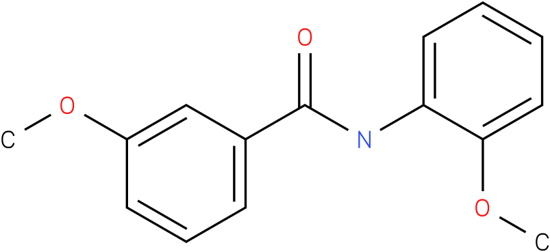 3-Methoxy-N-(2-methoxy-phenyl)-benzamide