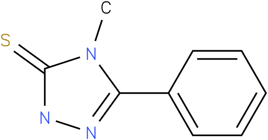 4-Methyl-5-phenyl-2,4-dihydro-[1,2,4]triazole-3-thione