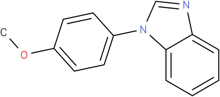 1-(4-Methoxy-phenyl)-1H-benzoimidazole