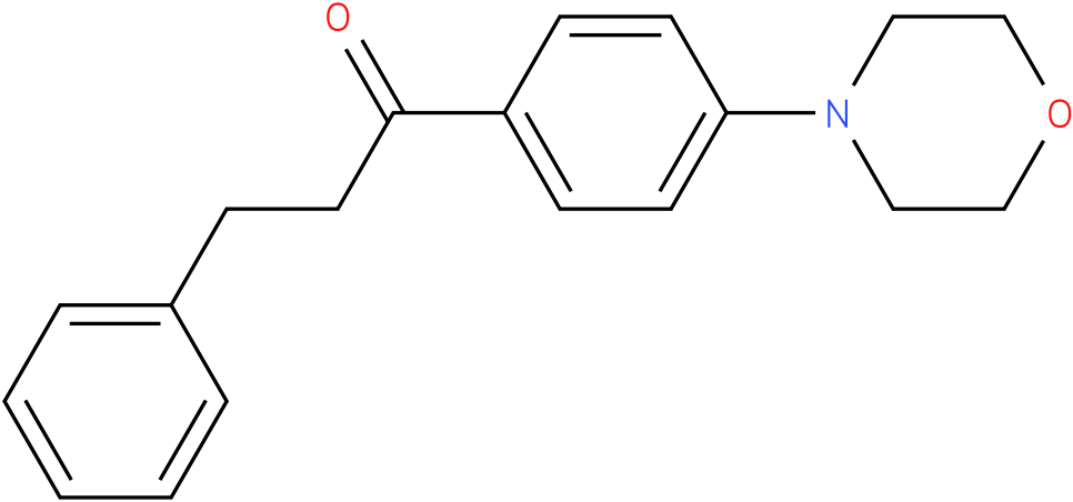 1-(4-Morpholin-4-yl-phenyl)-3-phenyl-propan-1-one