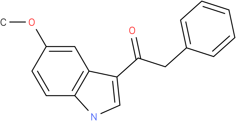 1-(5-Methoxy-1H-indol-3-yl)-2-phenyl-ethanone