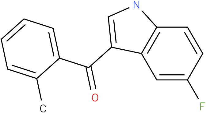 (5-Fluoro-1H-indol-3-yl)-o-tolyl-methanone