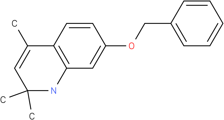 7-Benzyloxy-2,2,4-trimethyl-1,2-dihydro-quinoline