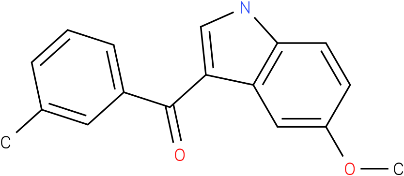 (5-Methoxy-1H-indol-3-yl)-m-tolyl-methanone