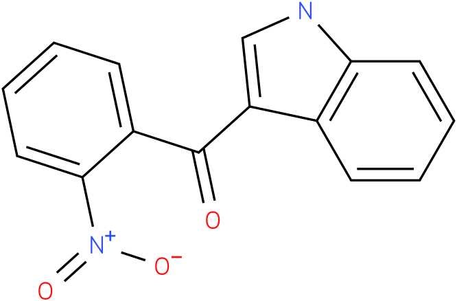 (1H-Indol-3-yl)-(2-nitro-phenyl)-methanone