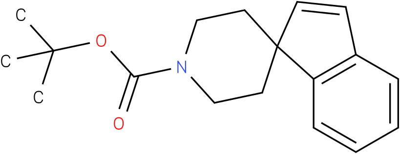 tert-butyl spiro[indene-1,4'-piperidine]-1'-carboxylate