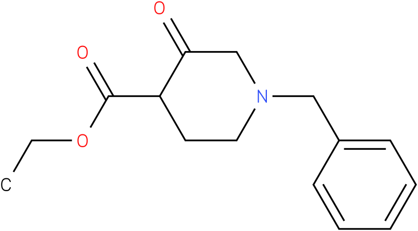 1-BENZYL-3-OXO-PIPERIDINE-4-CARBOXYLIC ACID ETHYL ESTER