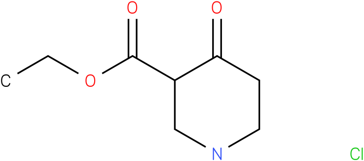 Ethyl 4-piperidone-3-carboxylate hydrochloride