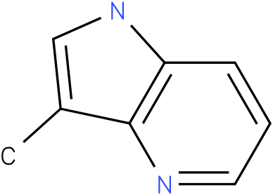 3-methyl-1H-pyrrolo[3,2-b]pyridine