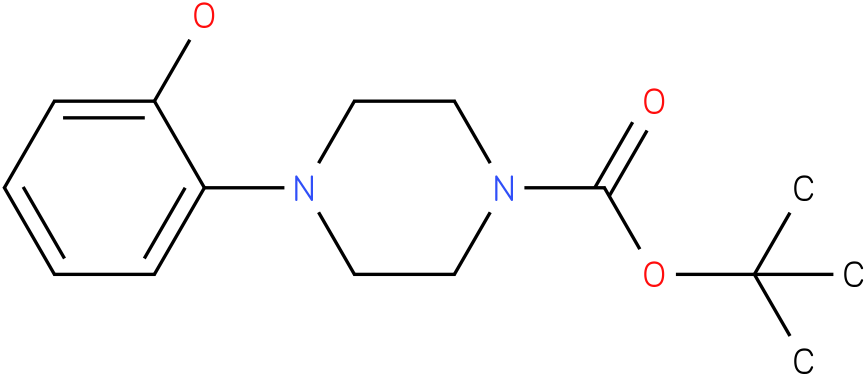 1-(2-hydroxy-phenyl)-piperazine-4-carboxylic acid tert-butyl ester
