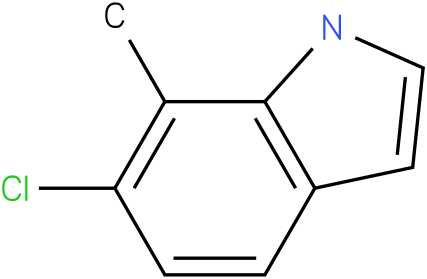 6-chloro-7-methyl-1H-indole