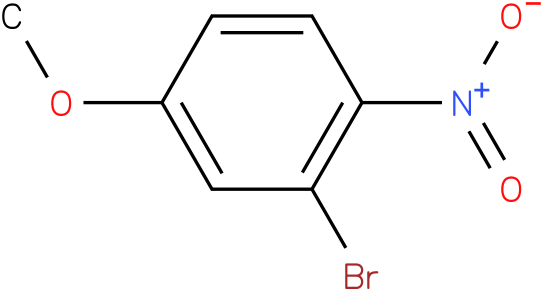 2-bromo-4-methoxy-1-nitrobenzene