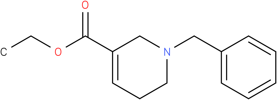 ethyl 1-benzyl-1,2,5,6-tetrahydropyridine-3-carboxylate