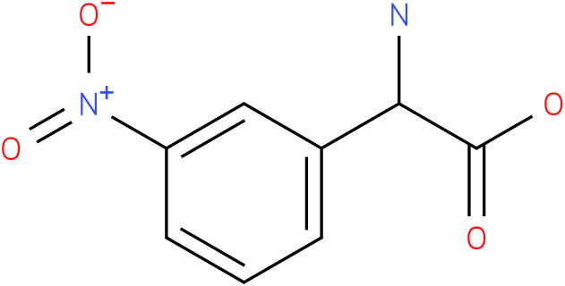 Amino-(3-nitro-phenyl)-acetic acid