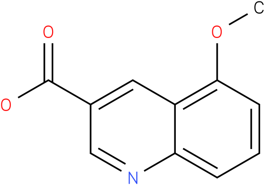 5-methoxyquinoline-3-carboxylic acid
