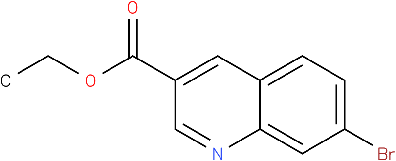 ethyl 7-bromoquinoline-3-carboxylate