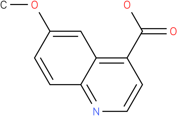 6-methoxyquinoline-4-carboxylic acid