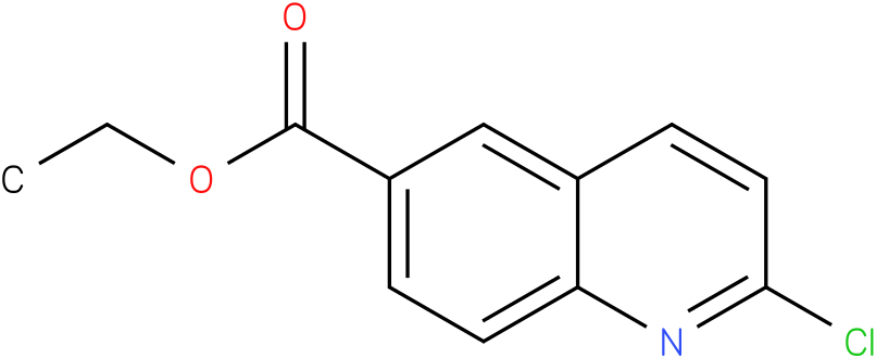 ethyl 2-chloroquinoline-6-carboxylate
