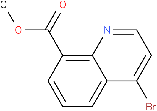 methyl 4-bromoquinoline-8-carboxylate
