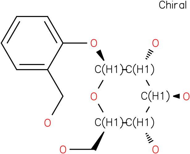 2-(HYDROXYMETHYL)PHENYL-BETA-D-GLUCOPYRANOSIDE