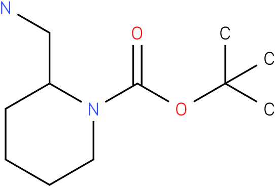 2-aminomethyl-piperidine-1-carboxylic acid tert-butyl ester