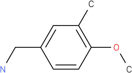 3-Methyl-4-methoxybenzylamine